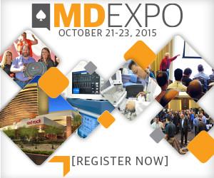 Register to Attend MDExpo Vegas | October 21-23, 2015 | RedRock Casino Resort & Spa