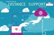 Distance Support Tech.