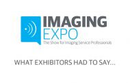 The Imaging Expo - What exhibitors had to say