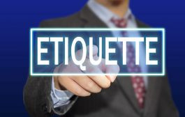 Career Center: Business Etiquette and Manners Are Important