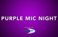 Purple Mic Night Teaser