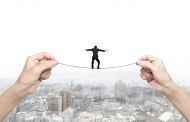 Are you tired of balancing on a tightrope?