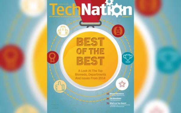 TechNation Magazine - December  2014