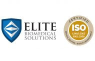 Elite Biomedical Solutions Achieves ISO Certifications