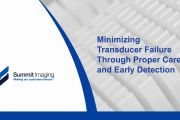 Minimizing Transducer Failure Through Proper Care and Education