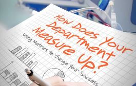 How Does Your Department Measure Up? Using Metrics to Gauge Your Success