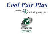 Cool Pair Plus Earns ISO Certificate