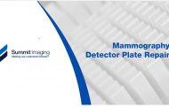 Mammography Detector Plate Repair