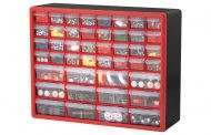Tools of the Trade: Akro-Mils Plastic Cabinets