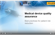 Webinar Addresses Medical Device Quality Assurance Testing