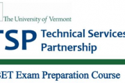 University of Vermont Online CBET Examination Review Course