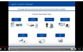 Webinar Offers Depot Repair Insights