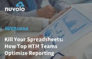 Kill Your Spreadsheets: How Top HTM Teams Optimize Reporting