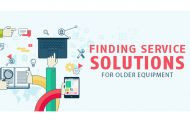 Finding Service Solutions for Older Equipment