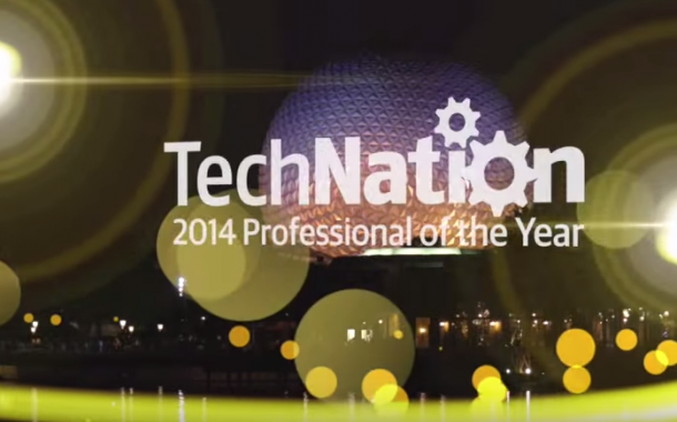 TechNation 2014 Professional of the Year