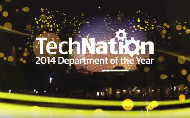 TechNation 2014 Department of the Year