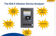 Webinar Wednesday delivers infusion pump testing insights