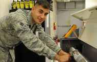 Professional of the Month: Airman 1st Class Theo Shakir