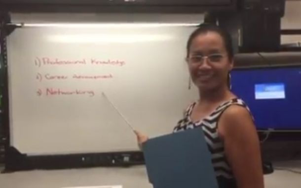 Video Contest Entry - Sandra Calderon