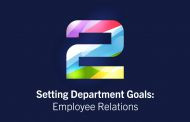 Setting Department Goals - Employee Relations