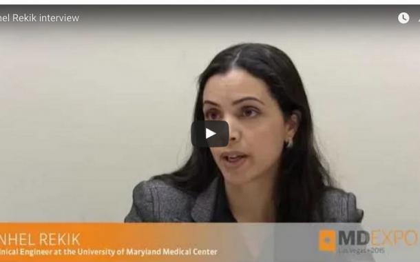 VIDEO: Inhel Rekik discusses alarm management, MD Expo