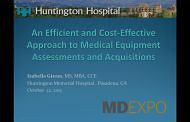 Izabella Gieras at MD Expo - An Efficient and Cost-effective Approach to Medical Equipment Assessments and Acquisitions