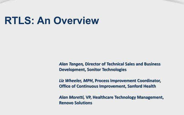 RTLS - An Overview