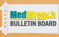 MedWrench Bulletin Board - November 2017