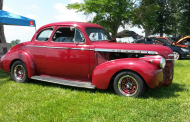 Biomed Adventures: Forty Coupe Love Affair