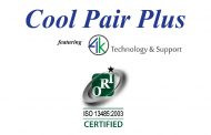 Cool Pair Plus Earns ISO Certificate