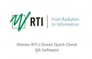 Master RTI's Ocean Quick Check QA Software