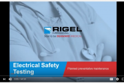 Webinar Addresses Electrical Safety Testing