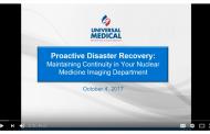Webinar Prepares Biomeds for Disasters
