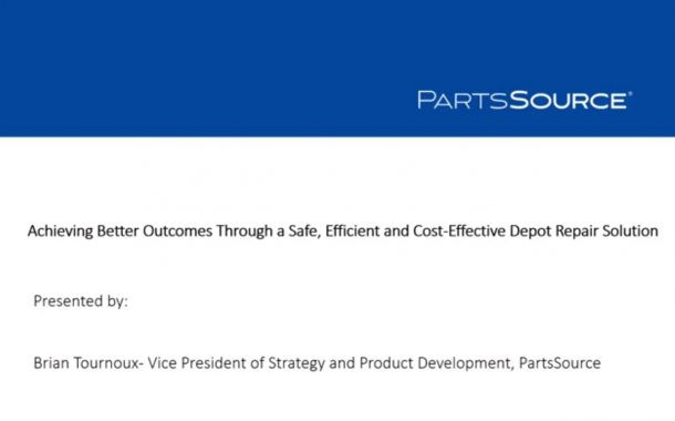 Achieving Better Outcomes Through a Safe, Efficient and Cost-Effective Depot Repair Solution