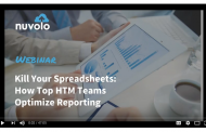 Webinar Expains How to Kill Spreadsheets