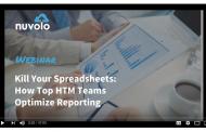 Webinar Expains How to Kill Spreadsheets