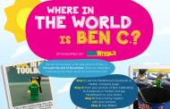 Where in the World is Ben C.?