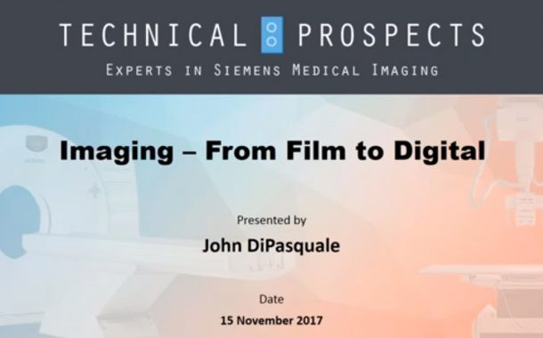 Imaging - From Film to Digital