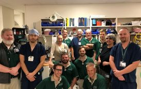 Department of the Month: The Dartmouth-Hitchcock Clinical Engineering Department