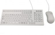 Healthmark Offers Washable Keyboard and Mouse