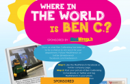 Sponsored by MedWrench: Where in the World is Ben C.? - August 2018