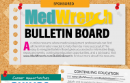 [Sponsored] MedWrench Bulletin Board - November 2018