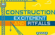 Construction Excitement and Pitfalls