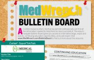 [Sponsored] MedWrench Bulletin Board May 2018