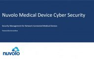 Cyber Security for Medical Devices