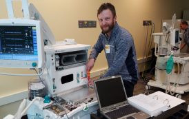 Professional of the Month: James Jumper - Helping Patients Sleep