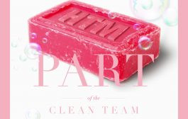 Part of the Clean Team