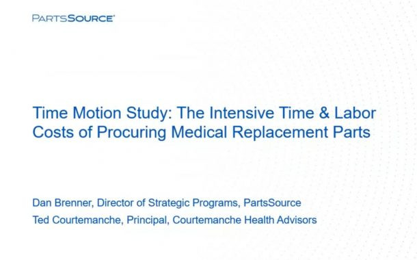 The Time it Takes: A Study of Medical Equipment Product Procurement