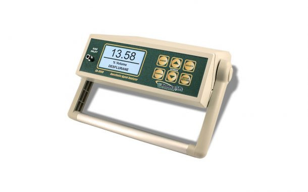 Tools of the Trade: BC Group AA-8000 Anesthetic Agent Analyzer