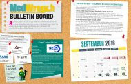 [Sponsored] MedWrench Bulletin Board - September 2018